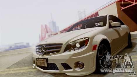 SA Beautiful Realistic Graphics 1.5 for GTA San Andreas sixth screenshot