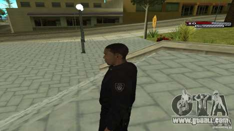 Police officer for GTA San Andreas second screenshot