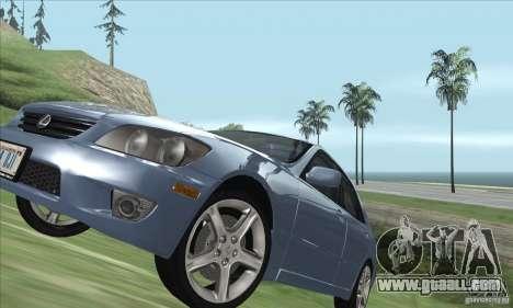 Real ENB Settings v3.0 The End version for GTA San Andreas