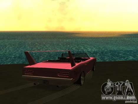 GFX Mod for GTA San Andreas eleventh screenshot
