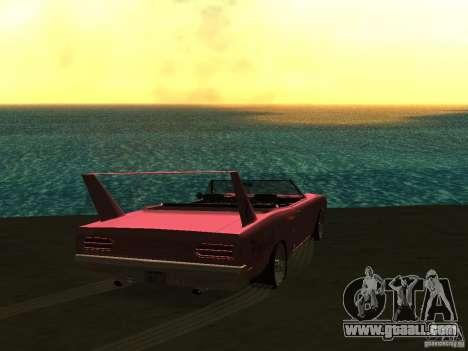 GFX Mod for GTA San Andreas eleventh screenshot