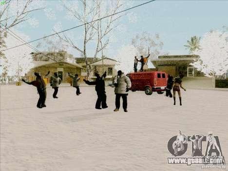 Harlem Shake for GTA San Andreas second screenshot