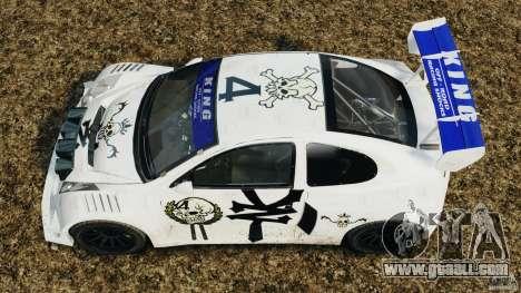 Colin McRae KING Rallycross for GTA 4 right view