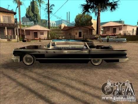 Buick Santiago for GTA San Andreas left view