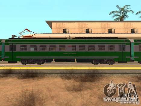 ÈD9M 0132 for GTA San Andreas left view