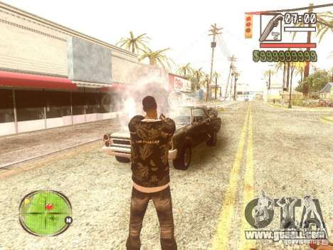 Wild Wild West for GTA San Andreas seventh screenshot