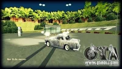 Roskilde ring for GTA San Andreas third screenshot