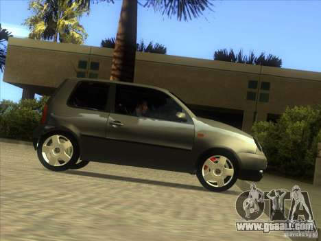 Volkswagen Lupo for GTA San Andreas side view