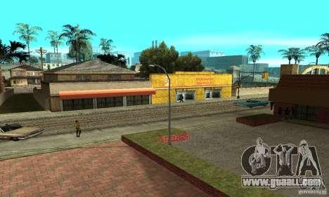 Grove Street 2013 v1 for GTA San Andreas twelth screenshot