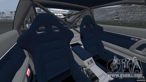 Toyota Supra 3.0 Turbo MK3 1992 v1.0 for GTA 4 inner view