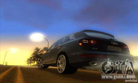 ENB Graphics by KINOman for GTA San Andreas forth screenshot