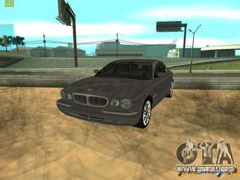Jaguar XJ-8 2004 for GTA San Andreas