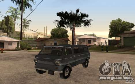 ZAZ 970 for GTA San Andreas left view