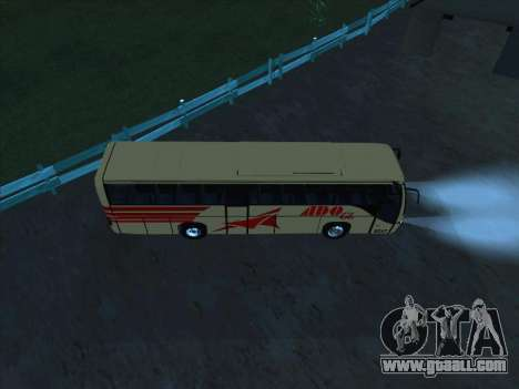 Volvo 9700 for GTA San Andreas left view
