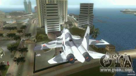 Vice City Air Force for GTA Vice City