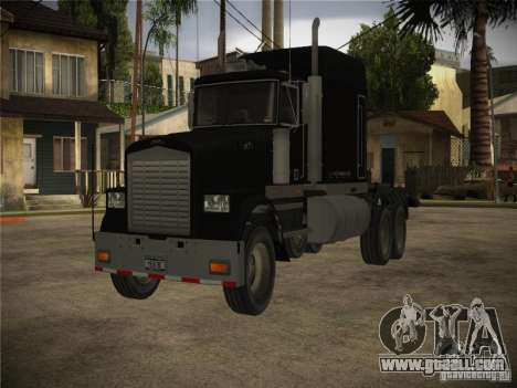 Linerunner from GTA 3 for GTA San Andreas