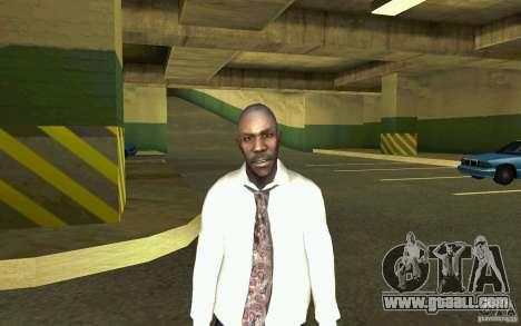 Civilian HD for GTA San Andreas