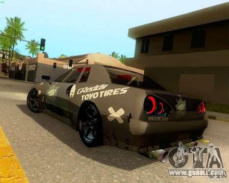 Elegy Drift Korch for GTA San Andreas engine