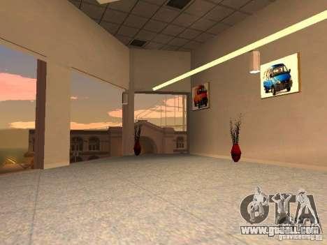 Gaz for GTA San Andreas forth screenshot