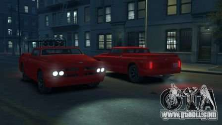 Slamvan for GTA 4 right view