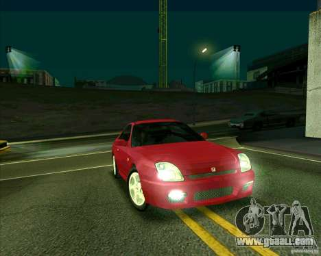 Honda Prelude with tuning for GTA San Andreas left view