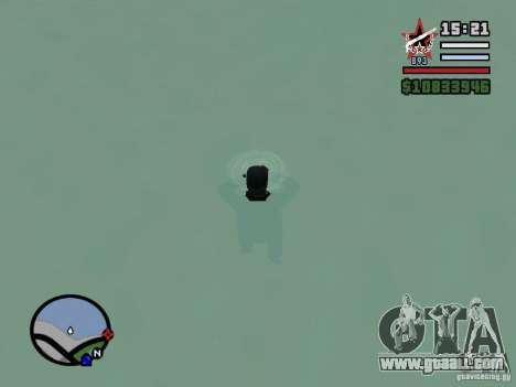 ENBSeries for GForce FX 5200 for GTA San Andreas second screenshot