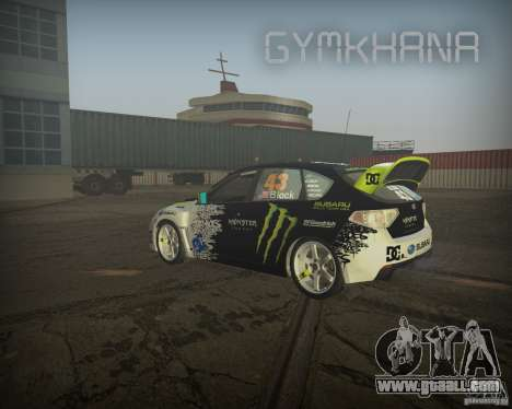 Gymkhana mod for GTA Vice City third screenshot