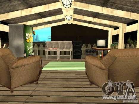New Grove Street TADO edition for GTA San Andreas twelth screenshot