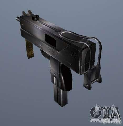 CS Guns Beta 1B for GTA San Andreas fifth screenshot