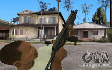 SR3M for GTA San Andreas forth screenshot
