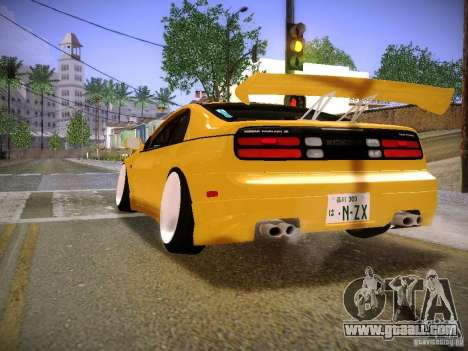 Nissan 300ZX Drift for GTA San Andreas left view
