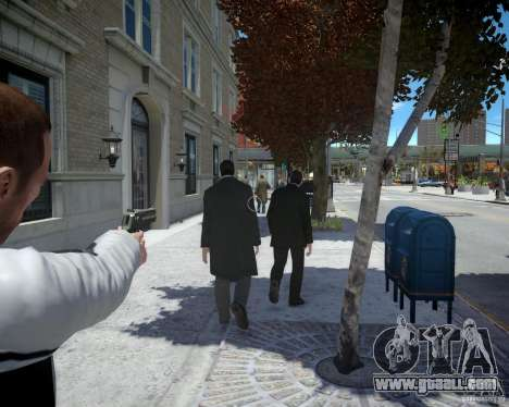 Dead Eye for GTA 4