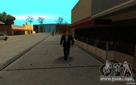 Agent 007 for GTA San Andreas seventh screenshot