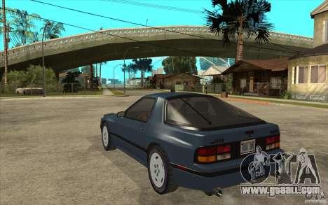 Mazda RX7 FC3S Stock for GTA San Andreas