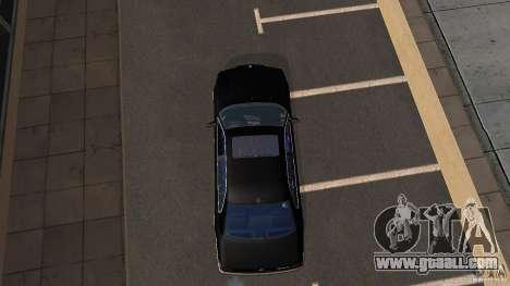 BMW E38 750LI for GTA San Andreas right view