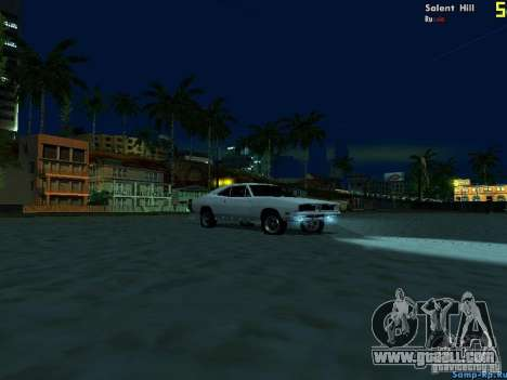 New Graph V2.0 for SA:MP for GTA San Andreas sixth screenshot