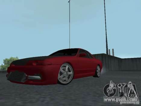 Nissan Skyline R32 Classic Drift for GTA San Andreas left view