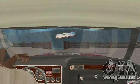Ford Mustang II 1976 Cobra v. 1.01 for GTA San Andreas back view