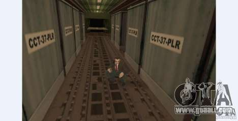 Unique animation of GTA IV V3.0 for GTA San Andreas second screenshot