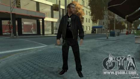 Metal Clothes Pack for GTA 4