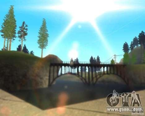 Real World ENBSeries v3.0 for GTA San Andreas third screenshot