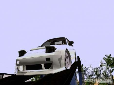Nissan 240SX (S13) for GTA San Andreas left view