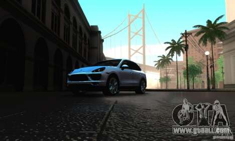 ENBSeries by dyu6 v4.0 for GTA San Andreas