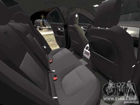 Jaguar XFR for GTA 4 wheels