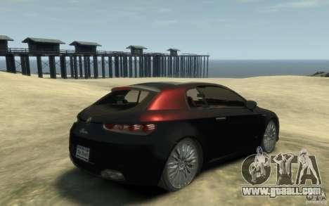 Alfa Romeo Brera for GTA 4 right view
