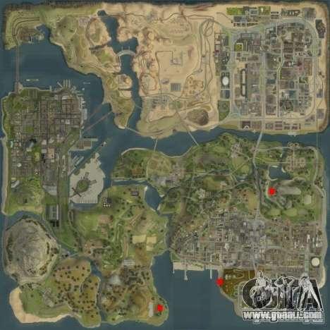 Dinosaurs Attack mod for GTA San Andreas eleventh screenshot