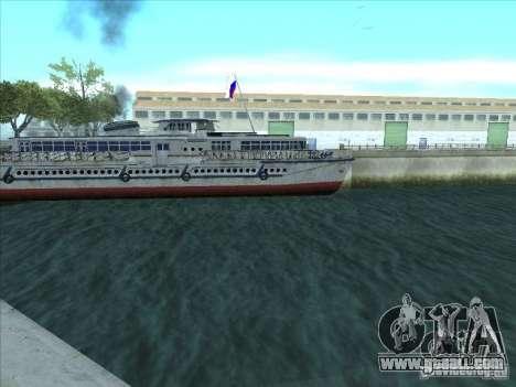 TH 623-River for GTA San Andreas