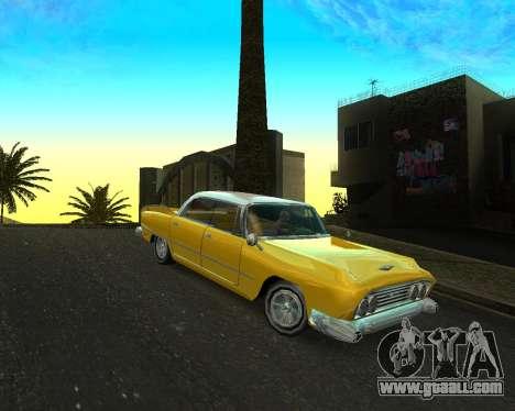 Dodge Polara for GTA San Andreas