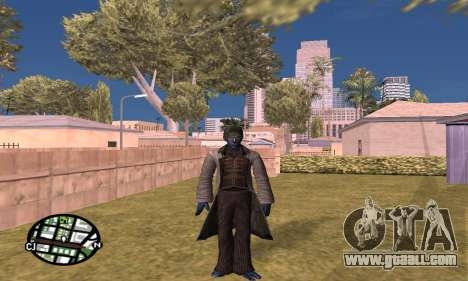 Nightcrawler Skins Pack for GTA San Andreas second screenshot
