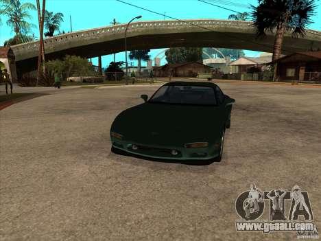 Mazda RX-7 1991-1999 for GTA San Andreas